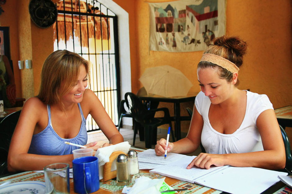 Hotel Bosque Caribe Studying