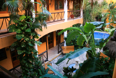 Hotel Bosque Caribe General Exterior View