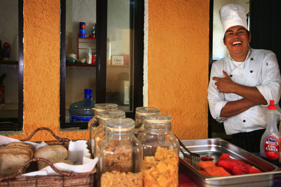 Hotel Bosque Caribe Chef