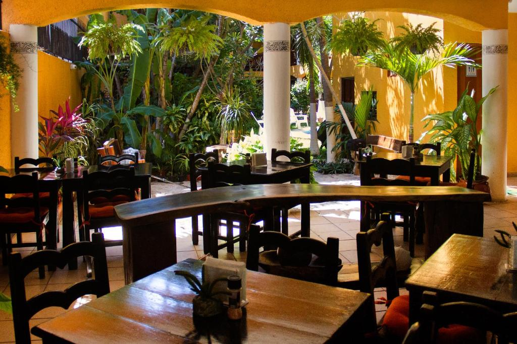 Bosque Caribe Dinner Room